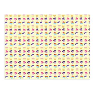 Friendship Cupcakes Postcard