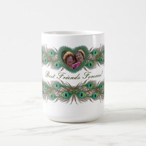 Friendship day decorative photo banner mugs