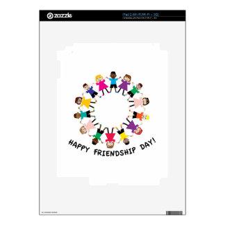 Friendship Day iPad 2 Skins