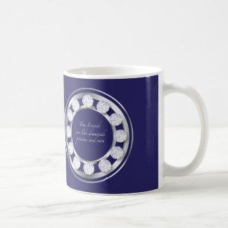 Friendship Diamonds Coffee Mug