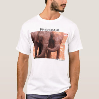 Friendship - elephants T-Shirt