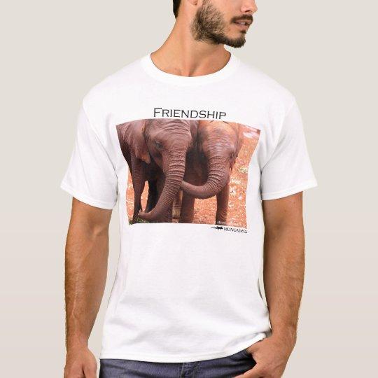 Friendship - elephants T-Shirt