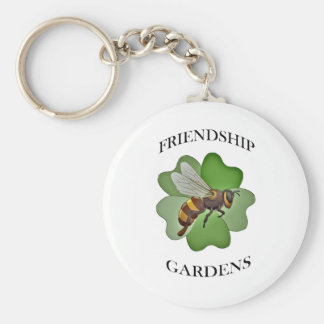 Friendship Garden Key Chains