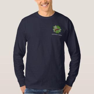 Friendship Gardens Logo- Navy Blue T-Shirt