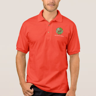 Friendship Gardens Logo- Red Tee Shirt