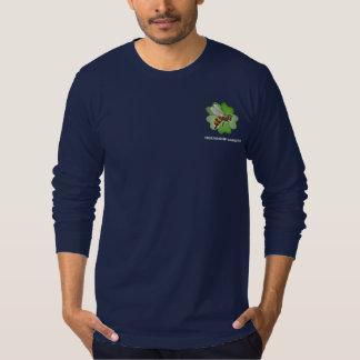 Friendship Gardens- Men Navy Blue Jersey Hoodie