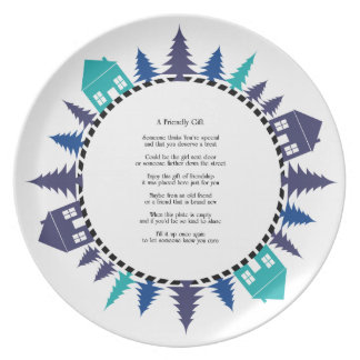 Friendship Gift Plate