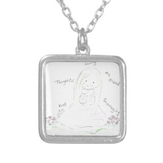 Friendship Girl Necklaces