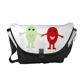 Friendship Grapes Messenger Bag