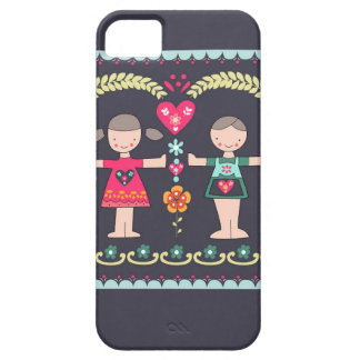 Friendship iPhone 5 Cover