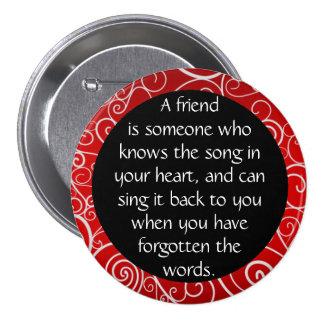 Friendship is... button