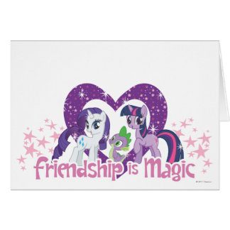 Friendship is Magic Card