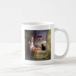 friendship is unnecesary coffee mug