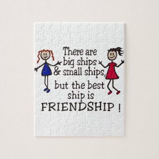 Friendship Jigsaw Puzzle