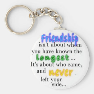 Friendship Keychain