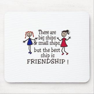 Friendship Mouse Pad