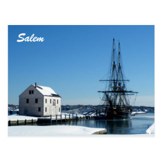 Friendship of Salem Postcard