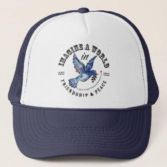Friendship & Peace Trucker Hat