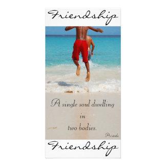 Friendship Photo Card