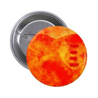 Friendship Pinback Button