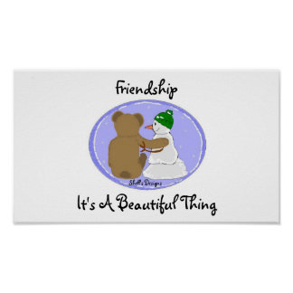 Friendship - Poster