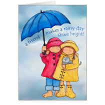 Friendship Shines Bright Card