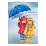 Friendship Shines Bright Greeting Card