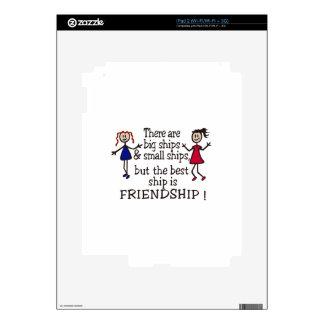 Friendship Skin For iPad 2