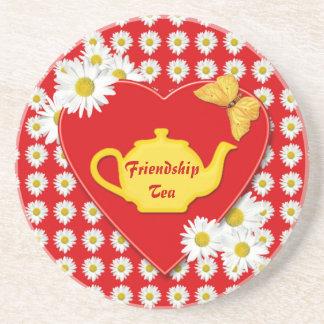 Friendship Teapot Coaster