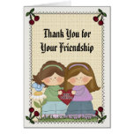 Friendship Thank You Cards