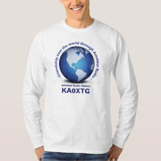 Friendship Through Amateur Radio T-Shirt [US]