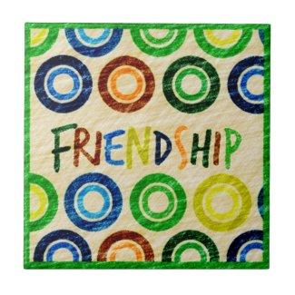 FRIENDSHIP Tile