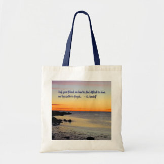 Friendship Tote Canvas Bags