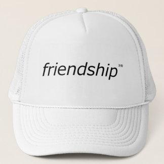 Friendship Vapourwave trucker hat