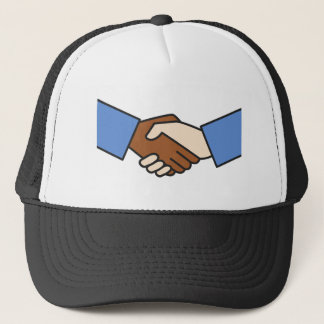 Friendship Workers Unite Trucker Hat