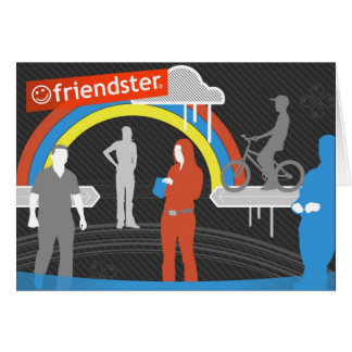 Friendster - See Who's On Card