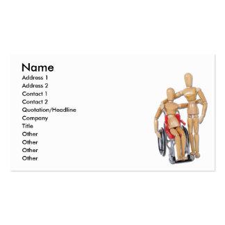 FriendWithWheelchairl, Name, Address 1, Address... Business Card