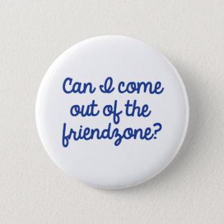 Friendzone Pinback Button