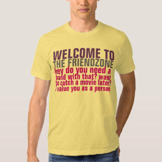 friendzone tshirt