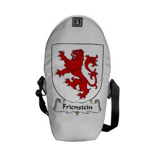 Frienstein Family Crest Courier Bag