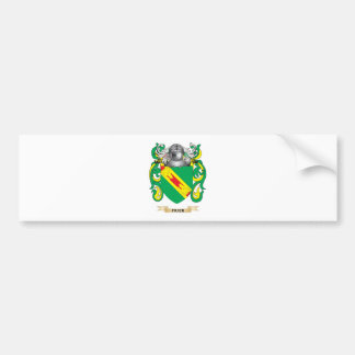 Frier Coat of Arms Bumper Sticker