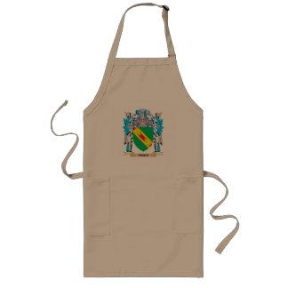 Frier Coat of Arms - Family Crest Long Apron