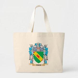 Frier Coat of Arms - Family Crest Canvas Bag