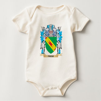 Frier Coat of Arms - Family Crest Bodysuit