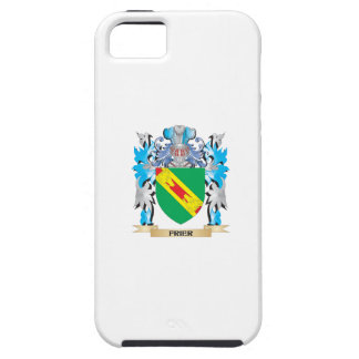 Frier Coat of Arms - Family Crest iPhone 5 Case