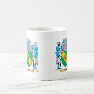 Frier Coat of Arms - Family Crest Classic White Coffee Mug