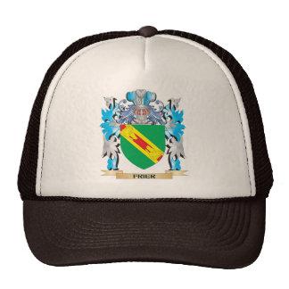 Frier Coat of Arms - Family Crest Trucker Hat