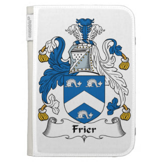 Frier Family Crest Kindle Cover