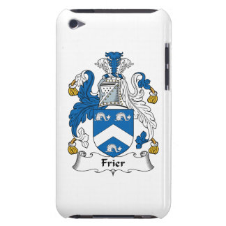Frier Family Crest iPod Touch Case-Mate Case