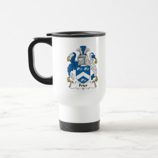 Frier Family Crest Coffee Mugs